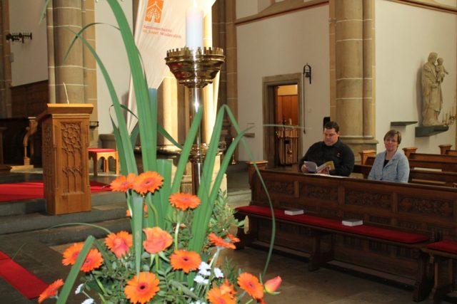 Mitarbeitergottesdienst an St. Margareta
