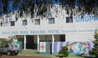 Unsere Schule in Manoel Ribas (Foto: SMMP/Meilwes)