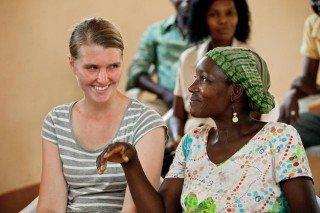 Einsatz in Metarica, Mosambik: Missionare auf Zeit sind Lernende nicht Lehrende. (Foto: Achim Pohl)