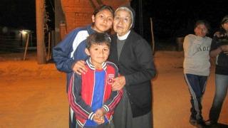 Nachbarn in Tarija. (Foto: SMMP)