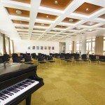 Kapitelsaal: Platz für 120 Personen