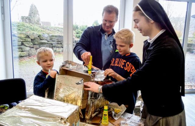 Schwester Franziska Lennartz leitet die Angebote für Kinder- und Jugendgruppen im Bergkloster Bestwig. Foto: SMMP