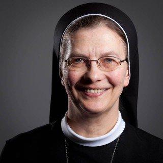 Schwester Theresita Maria Müller übernimmt im Sommer eine neue Aufgabe in Frankreich. (Foto: Beer/SMMP)