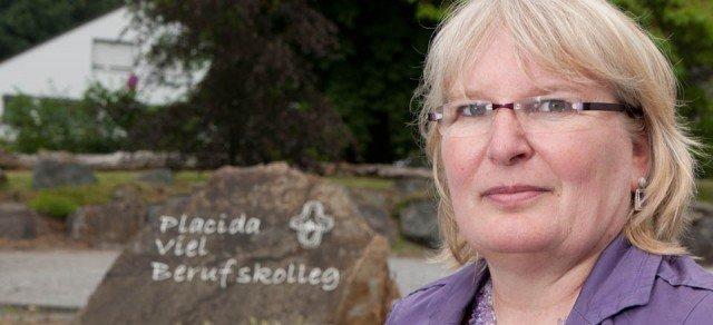 Gaby Petry (48) übernimmt am 1. August 2011 die Schulleitung des Placida Viel Berufskollegs der Schwestern der heiligen Maria Magdalena Postel in Menden. (Foto: SMMP/Beer)