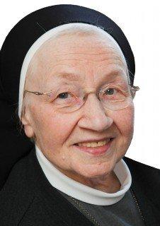 Schwester Maria Andrea Stratmann †