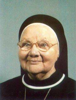 Schwester Maria Venhorst †