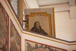 Margaretenkirche in Wahlhausen: Herr Dr. Luther war auch da (Foto: SMMP/Beer)