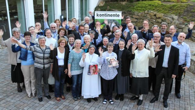 Die Vertreterinnen und Vertreter der 26 Herausgeber  von kontinente haben in diesen Tagen viel zu bereden. Foto: SMMP/Bock