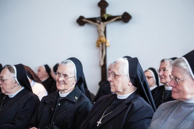60 Schwestern kamen am Samstag zum Familientreffen in Heiligenstadt zusammen. Am Mittwoch kommen noch einmal 60 Schwestern zur zweiten Runde. (Foto: SMMP/Beer)