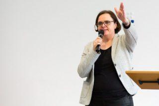 In den vergangenen drei Jahren gab Andrea Starkgraff der Seniorenhilfe SMMP die Richtung vor. Foto: SMMP/Beer