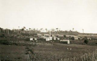 Das Dörfchen Laranjeiras in Brasilien 1937. Foto: Archiv