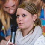 Der Auslandsdienst in Mosambik hat Eva Wiegert nachhaltig geprägt. Deshalb studiert sie zurzeit auch afrikanische Kunstgeschichte. Foto: SMMP/Ulrich Bock