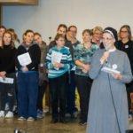 Generaloberin Schwester Maria Thoma Dikow bedankt sich ebenso bei den Teilnehmerinnen und Teilnehmern wie bei den Organisatoren der beiden Tage. Foto: SMMP/Ulrich Bock